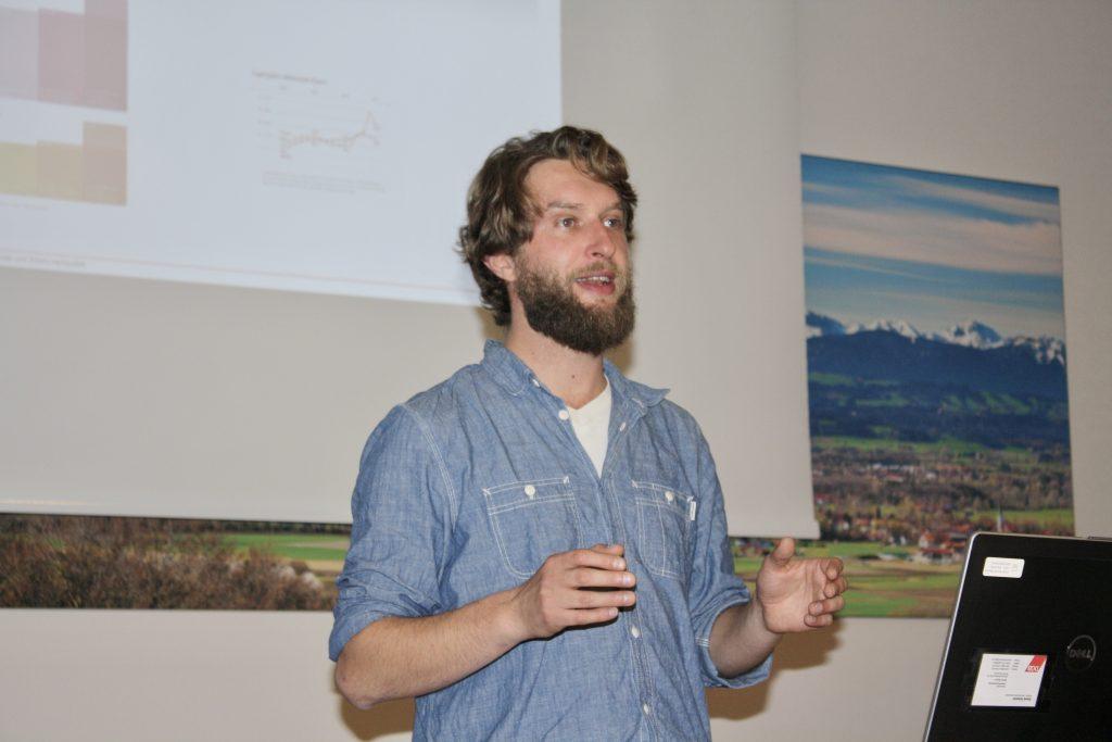 David Schmitt forderte Verbesserungen bei der Erwerbsminderungsrente.